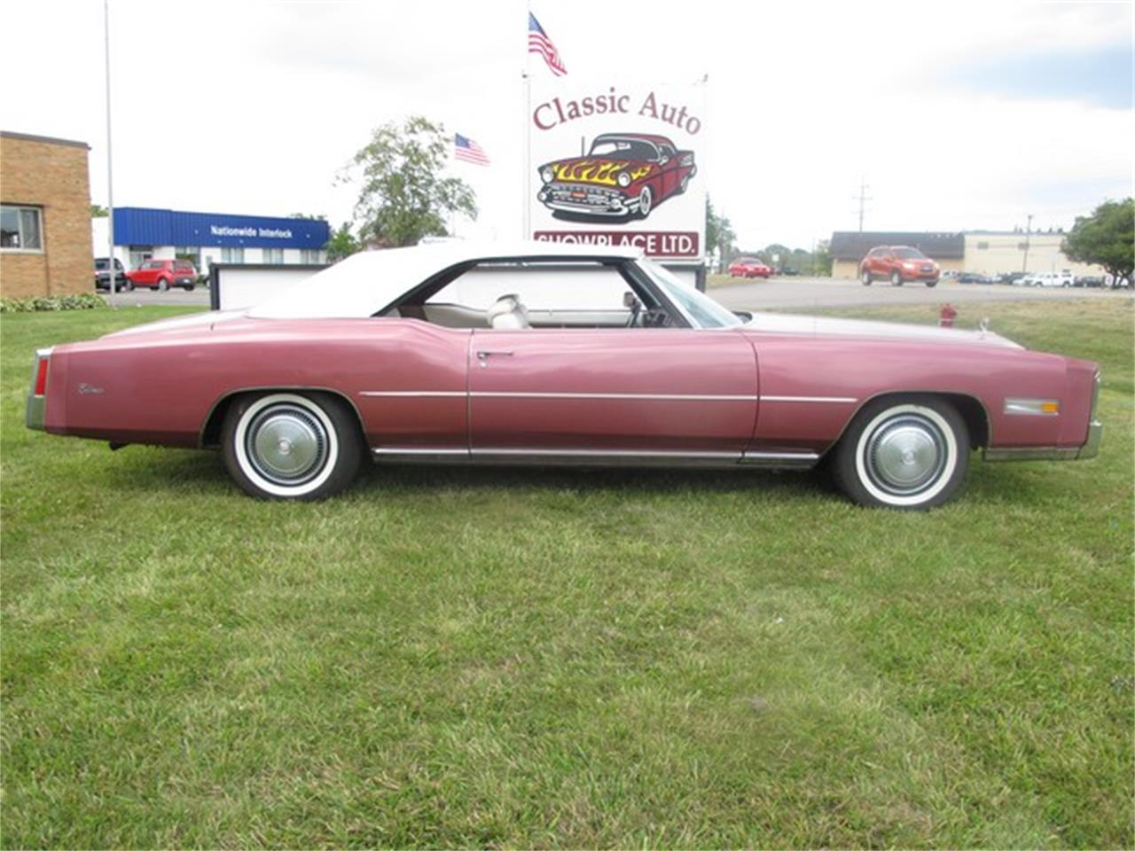 Large Picture of '75 Eldorado located in Michigan Offered by Classic Auto Showplace - LQFY