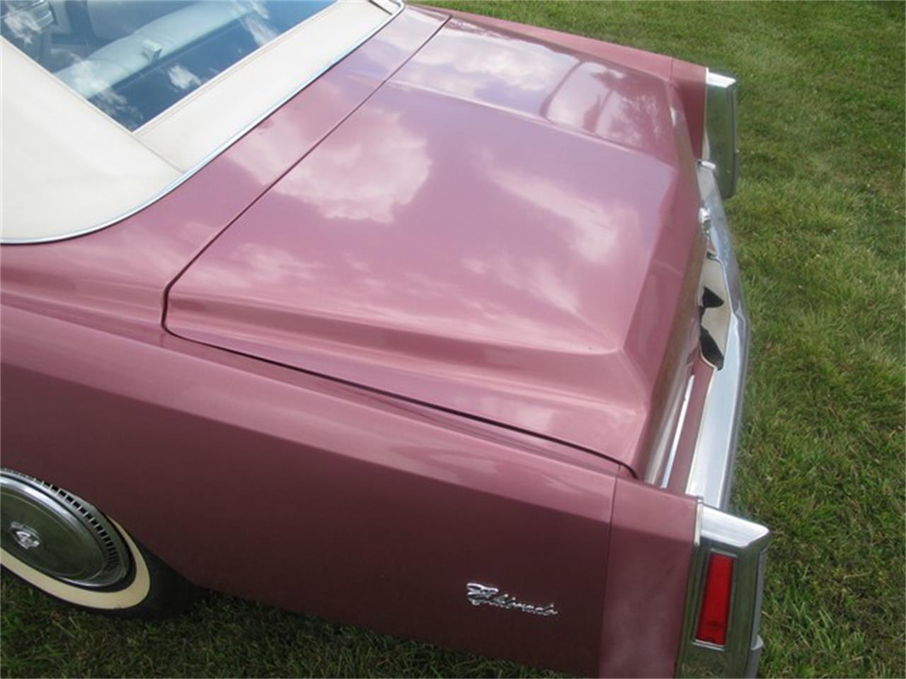 Large Picture of 1975 Eldorado located in Michigan Offered by Classic Auto Showplace - LQFY