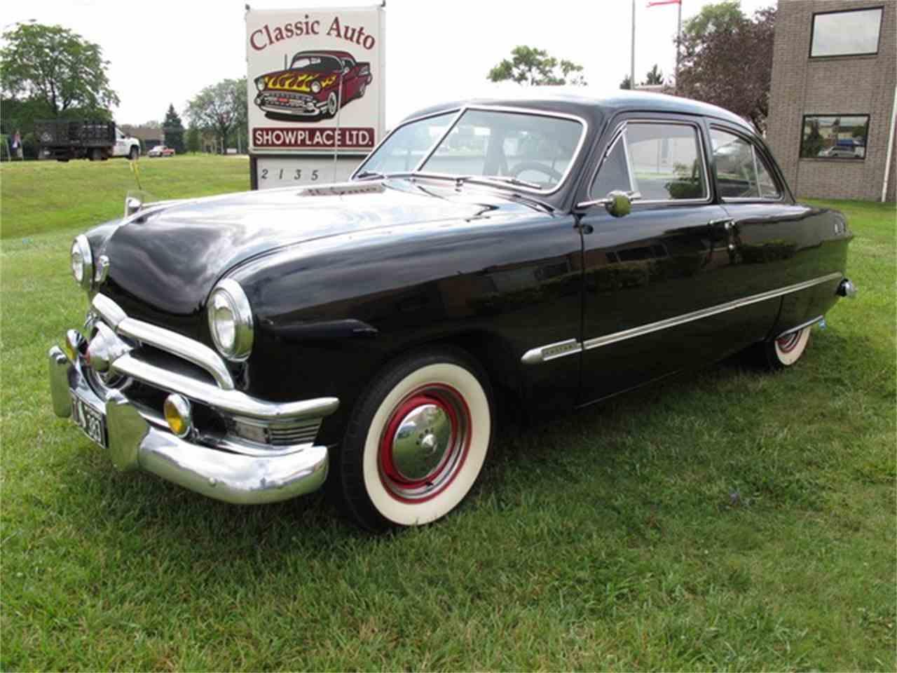1950 Ford Custom for Sale | ClassicCars.com | CC-1014049