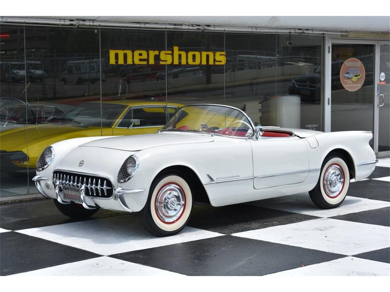 1953 Chevrolet Corvette For Sale Classiccars Com Cc 1014068