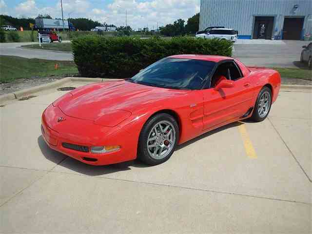 Picture of '02 Corvette - LQHS