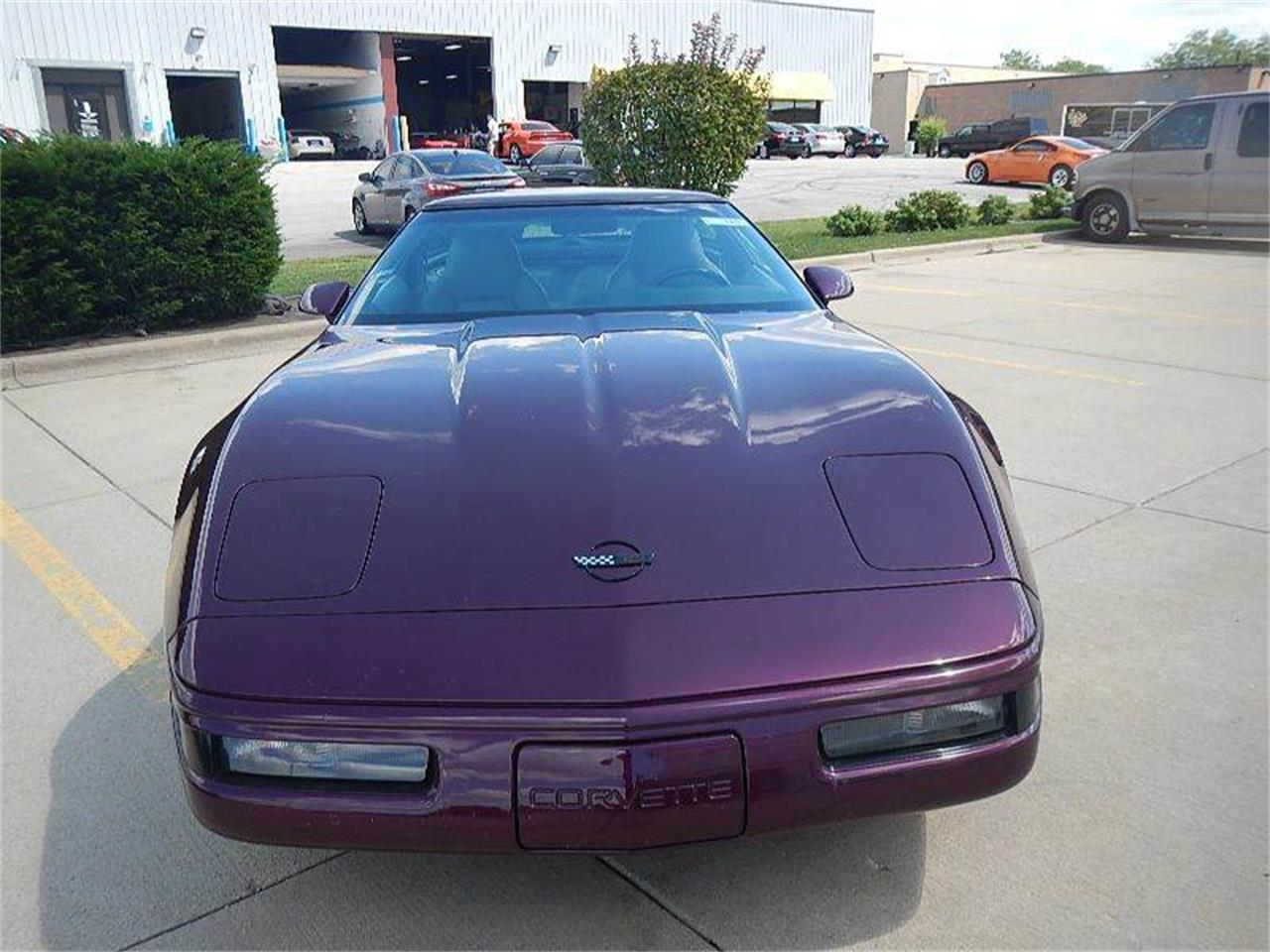 Large Picture of '95 Corvette - LQHT