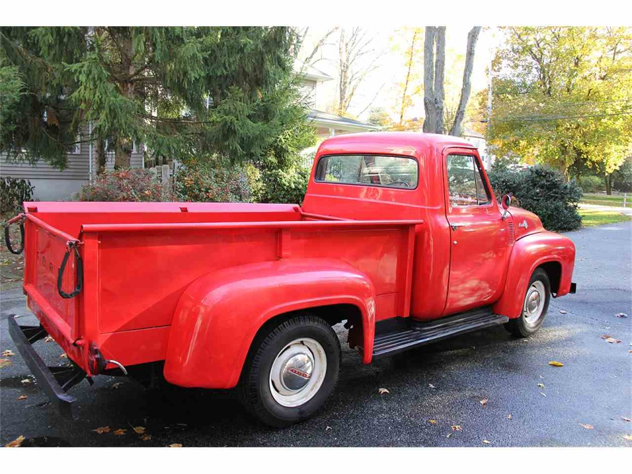 1955 Ford F250 For Sale