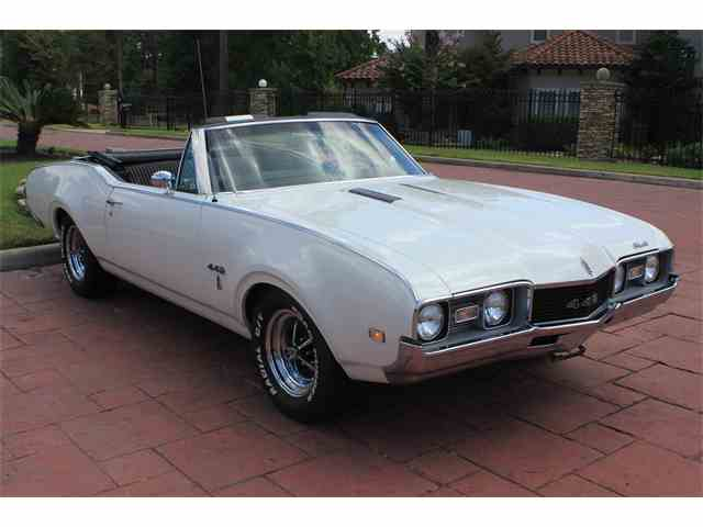 1968 oldsmobile cutlass for sale on classiccars com