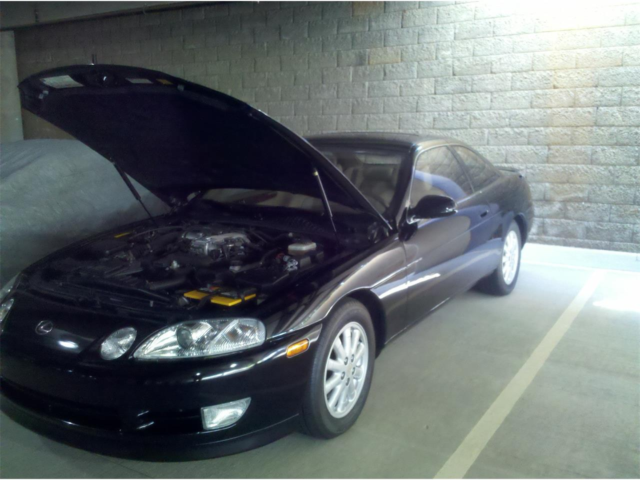 Large Picture of 1992 Lexus SC400 located in N.C. Offered by a Private Seller - LQLE