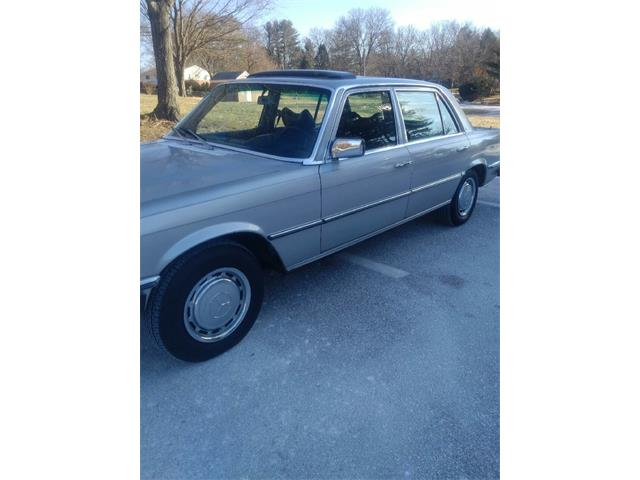 Picture of 1976 450SEL located in Columbia Maryland - LQLM