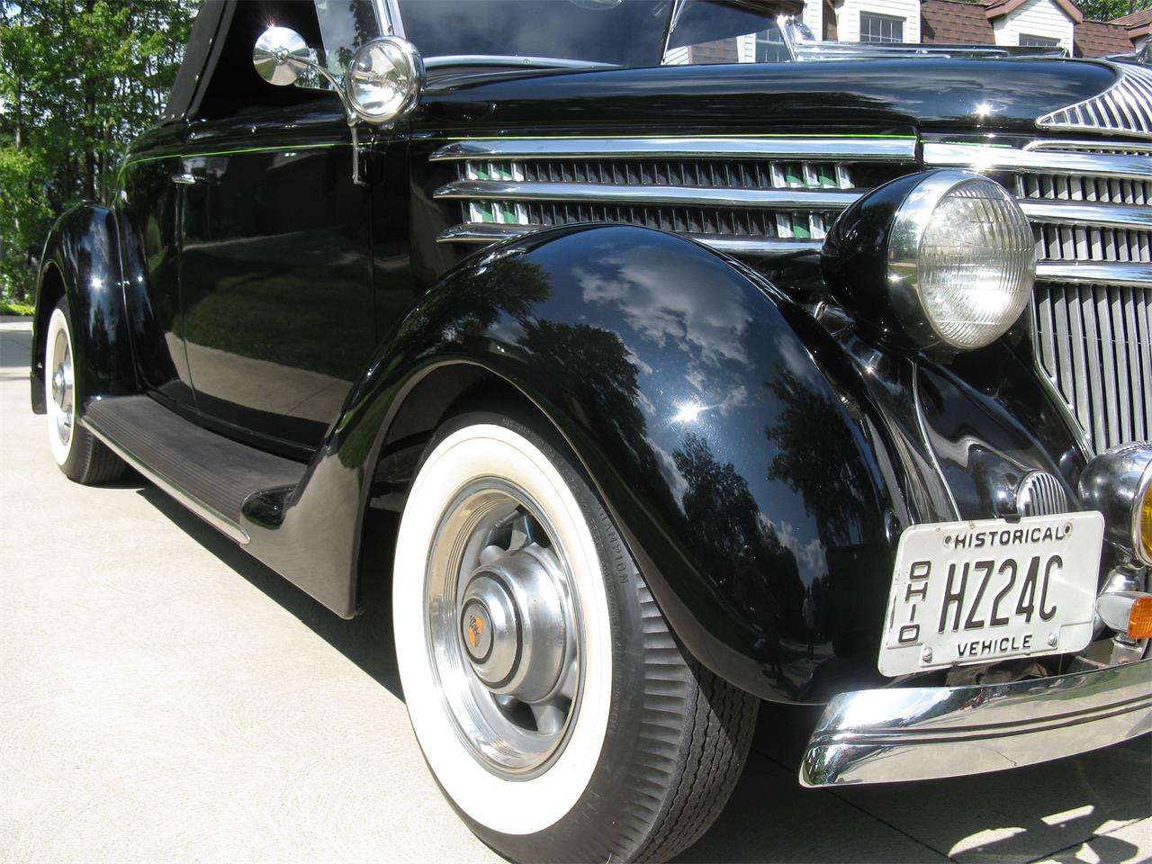 ford model 68 history