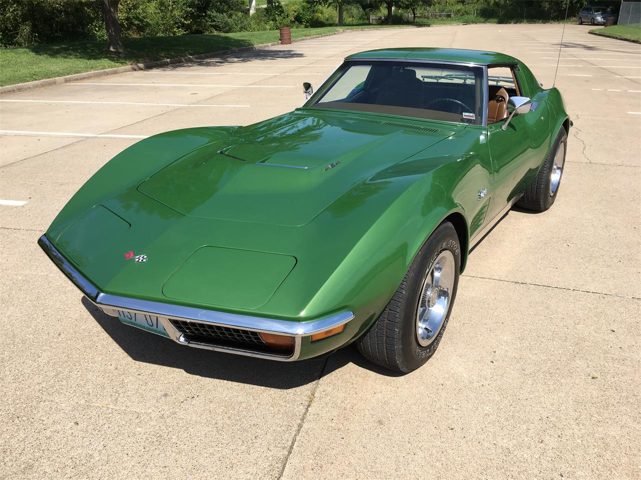Large Picture of '72 Corvette - LQMC