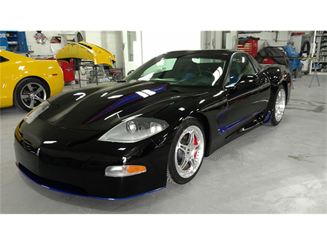 2002 Chevrolet Corvette Z06 Lingenfelter Widebody For Sale
