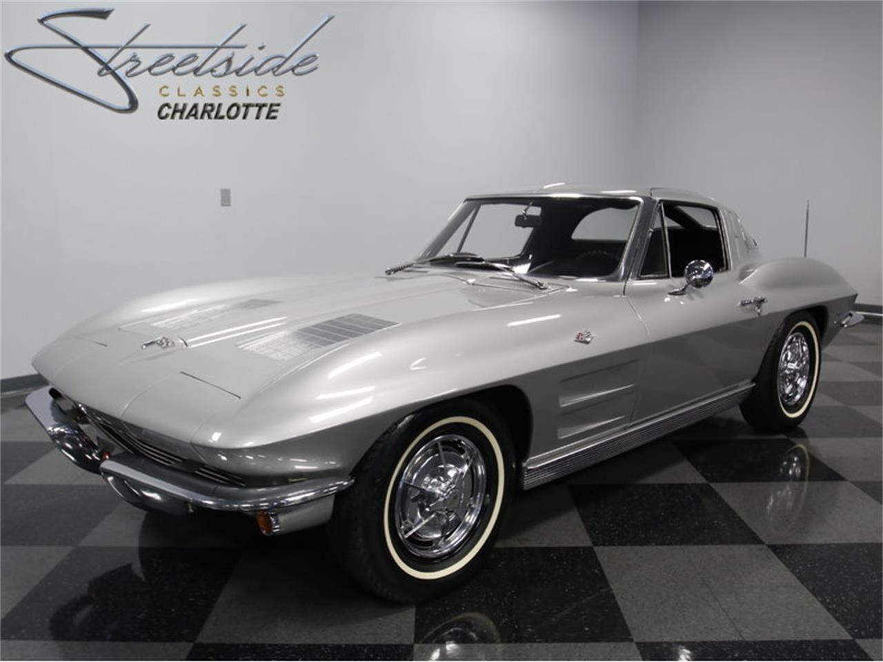 63 Split Window Corvette >> 1963 Chevrolet Corvette Split Window For Sale Classiccars Com Cc