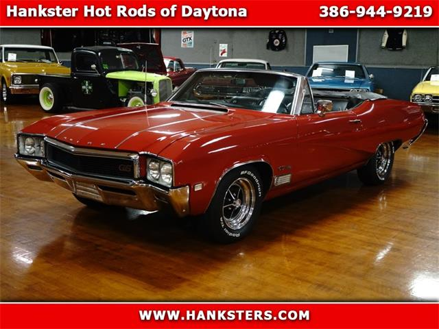Picture of Classic '68 Buick Gran Sport - $27,900.00 - LQNS