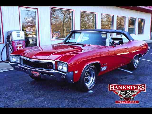 Picture of '68 Gran Sport located in Indiana Pennsylvania - $29,900.00 Offered by Hanksters Muscle Cars - LQNS