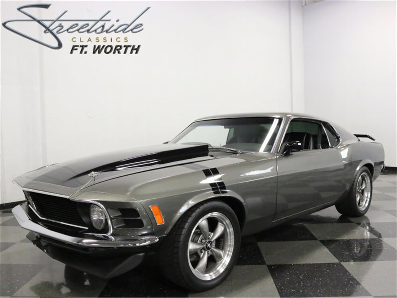 Large picture of 70 mustang fastback restomod lqo4