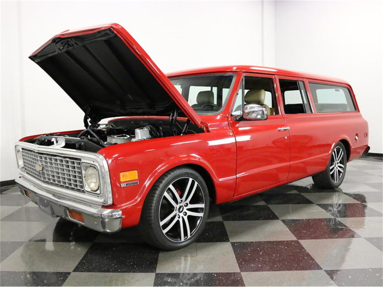 Large Picture of '72 Suburban - LQP9