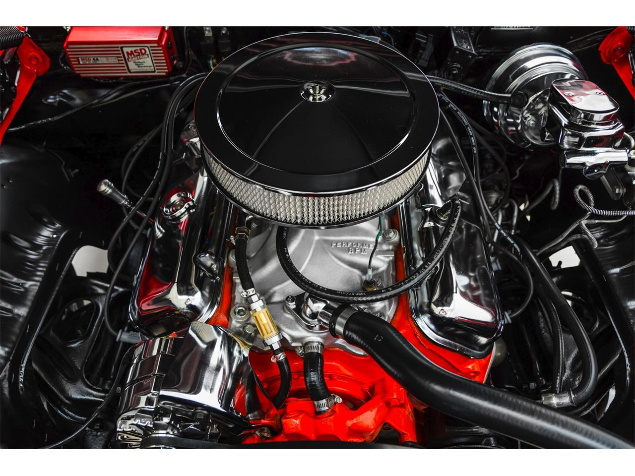 Large Picture of Classic 1969 Camaro located in Iowa - LQPC