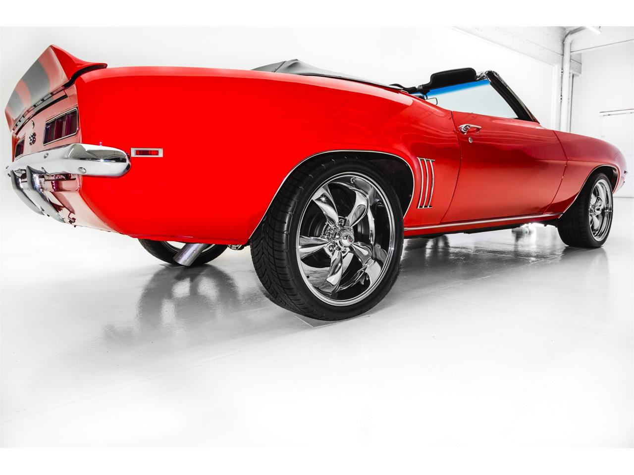 Large Picture of '69 Chevrolet Camaro Offered by American Dream Machines - LQPC