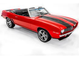 Picture of 1969 Camaro - $65,900.00 Offered by American Dream Machines - LQPC