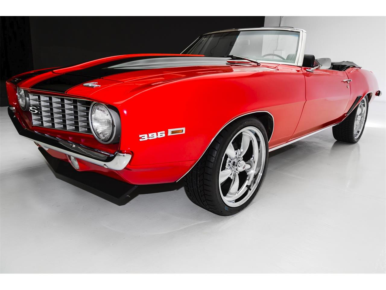 Large Picture of 1969 Chevrolet Camaro located in Des Moines Iowa - $65,900.00 Offered by American Dream Machines - LQPC