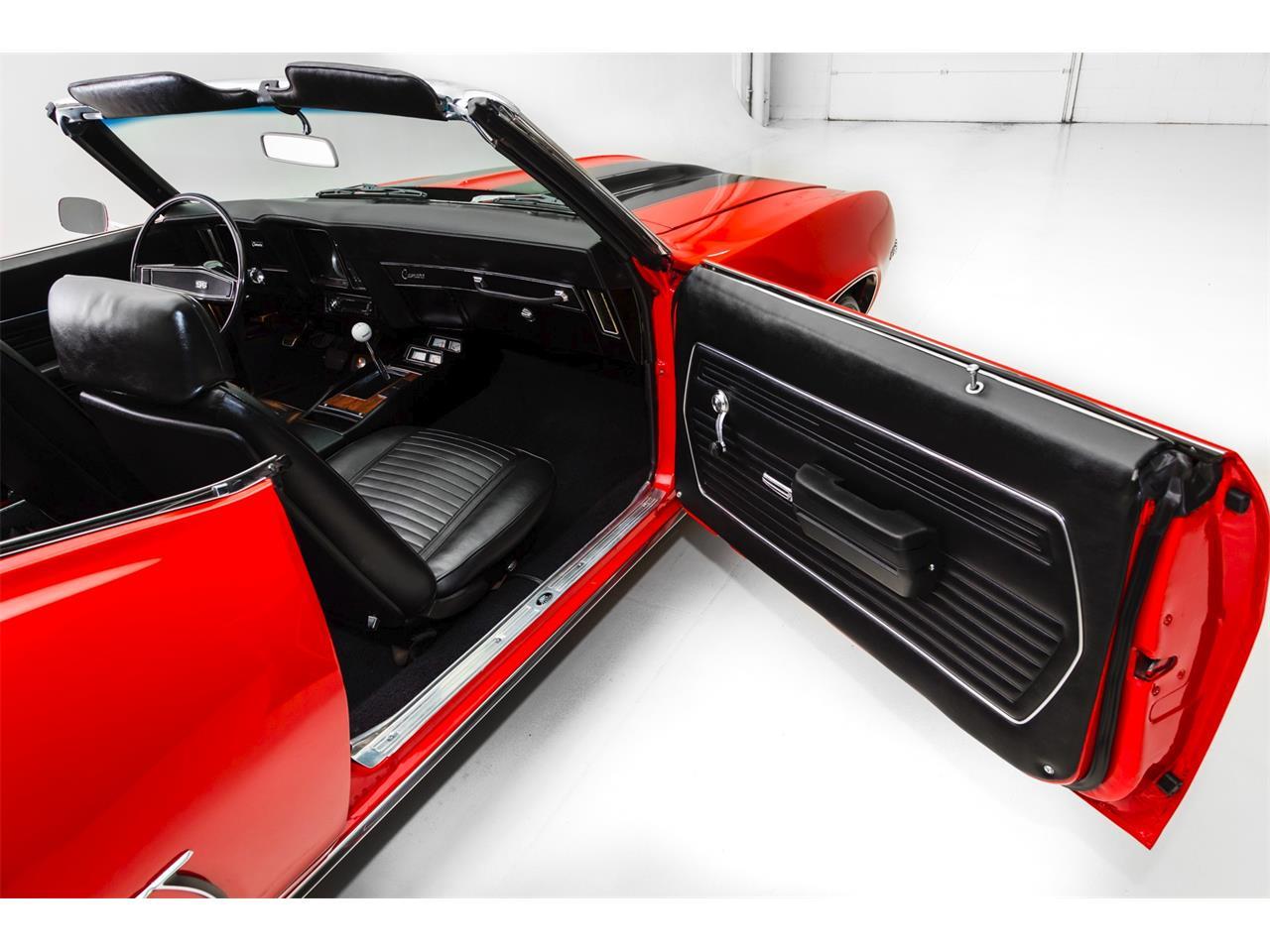 Large Picture of Classic '69 Chevrolet Camaro located in Iowa - $65,900.00 - LQPC