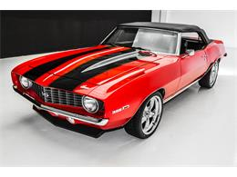 Picture of Classic 1969 Chevrolet Camaro Offered by American Dream Machines - LQPC
