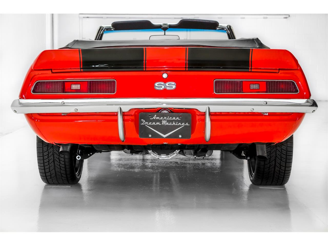 Large Picture of Classic 1969 Camaro located in Des Moines Iowa Offered by American Dream Machines - LQPC