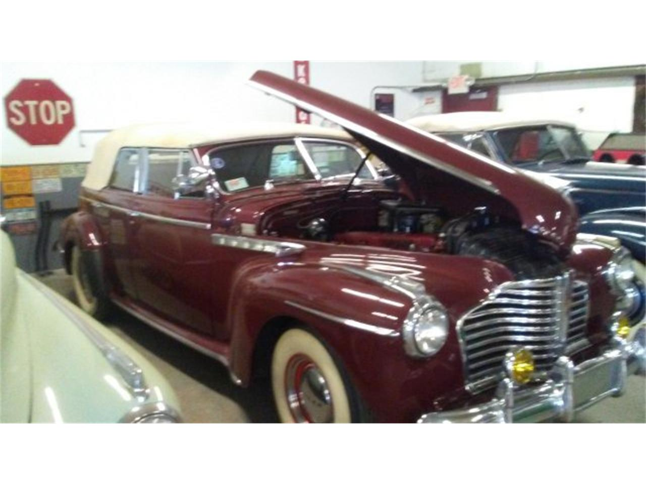 Large Picture of '41 Roadmaster - LQPR