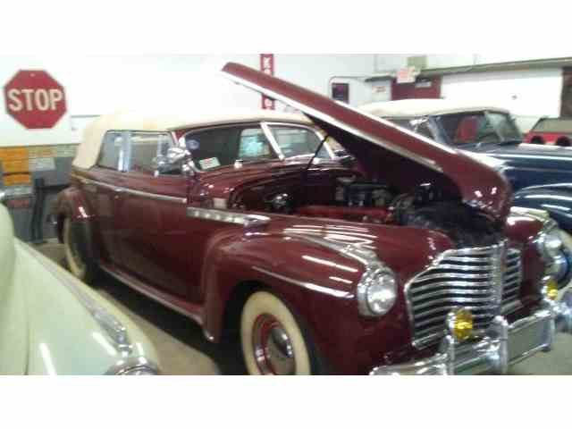 Picture of Classic 1941 Buick Roadmaster located in Massachusetts - $32,900.00 - LQPR