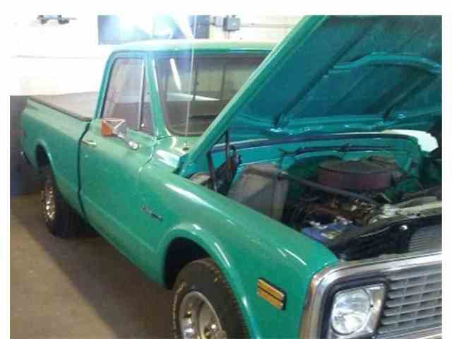 Picture of '72 C/K 10 Offered by  - LQPT