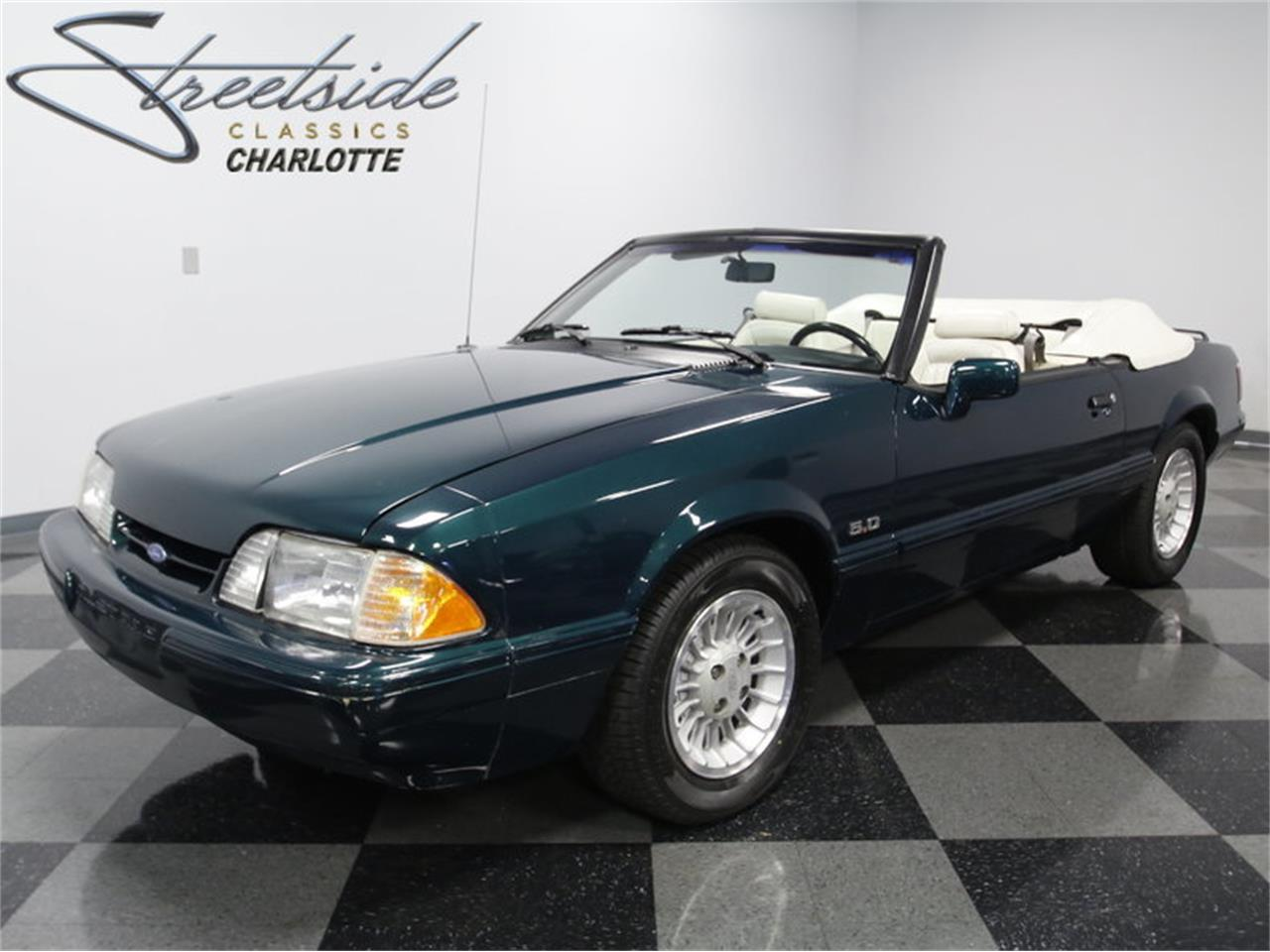 For sale 1990 ford mustang lx 7 up edition in concord north carolina