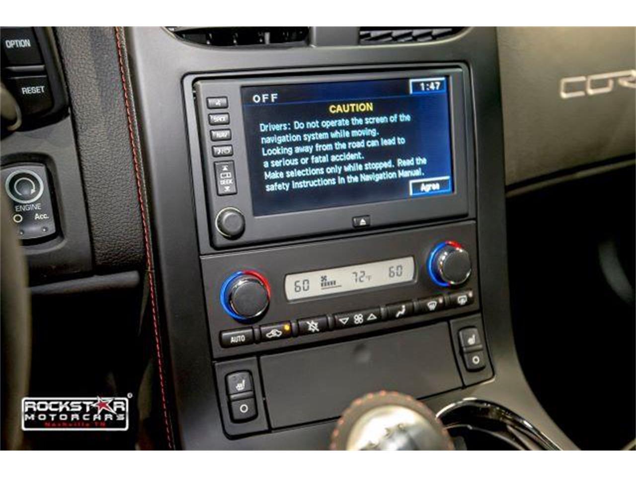 For Sale: 2012 Chevrolet Corvette in Nashville, Tennessee