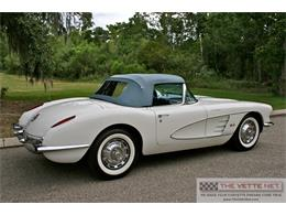 Picture of '59 Chevrolet Corvette located in Florida - $115,990.00 Offered by The Vette Net - LQQ5