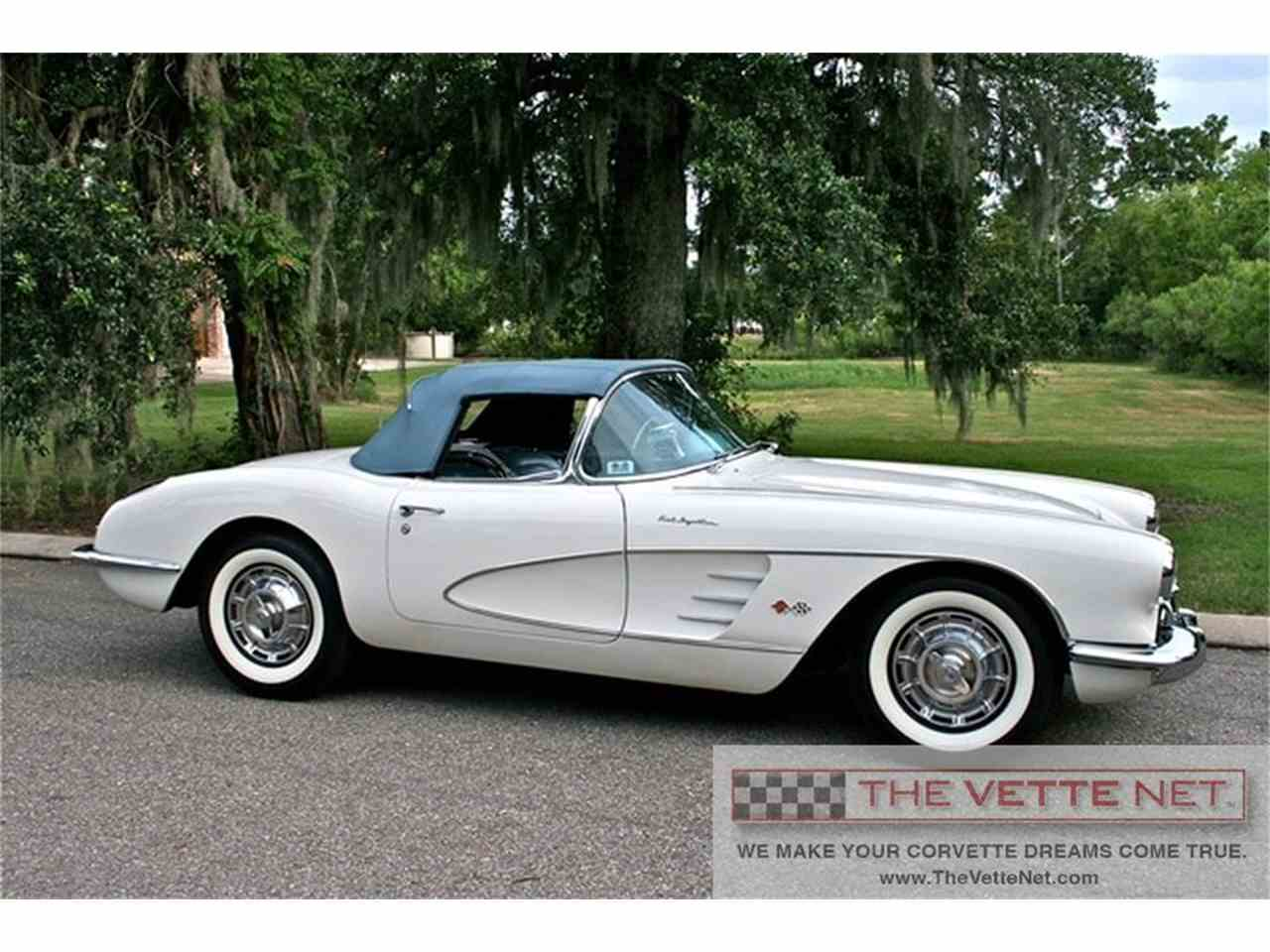 Large Picture of '59 Corvette - LQQ5
