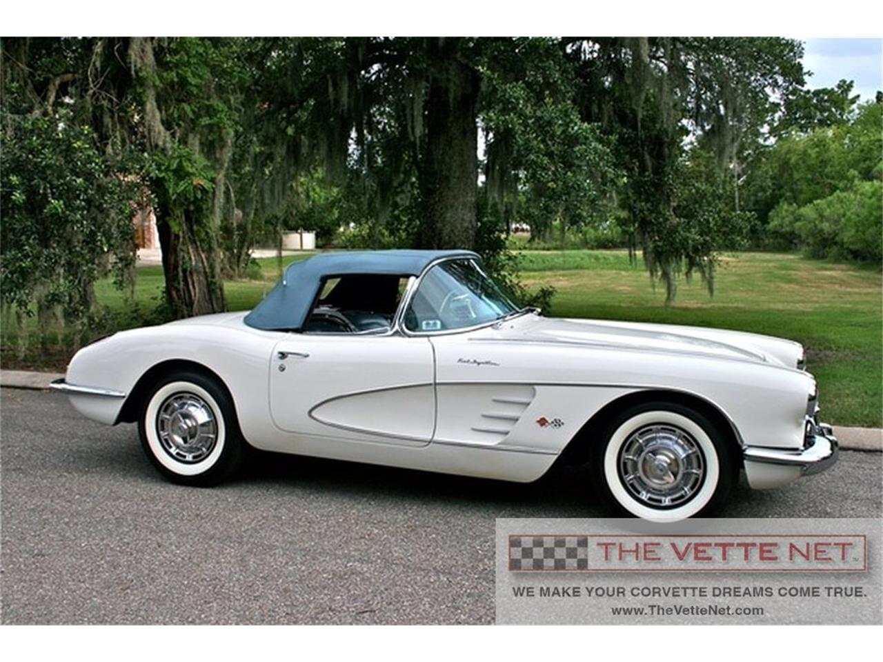 Large Picture of Classic 1959 Chevrolet Corvette - $115,990.00 Offered by The Vette Net - LQQ5