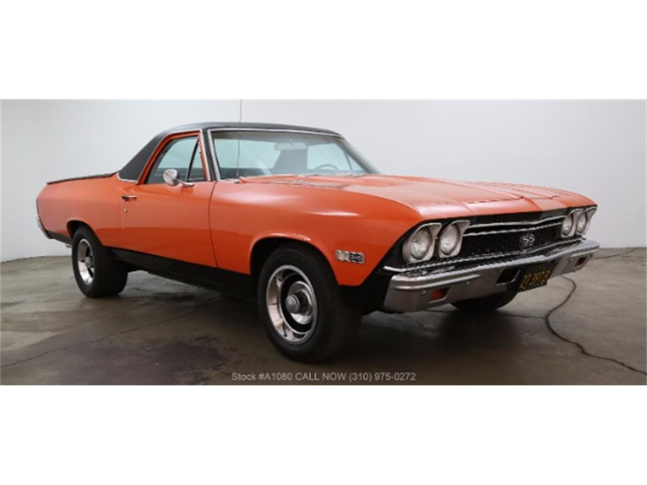 1968 Chevrolet El Camino For Sale Cc 1014422 Chevy Large Picture Of 68 Lqqe
