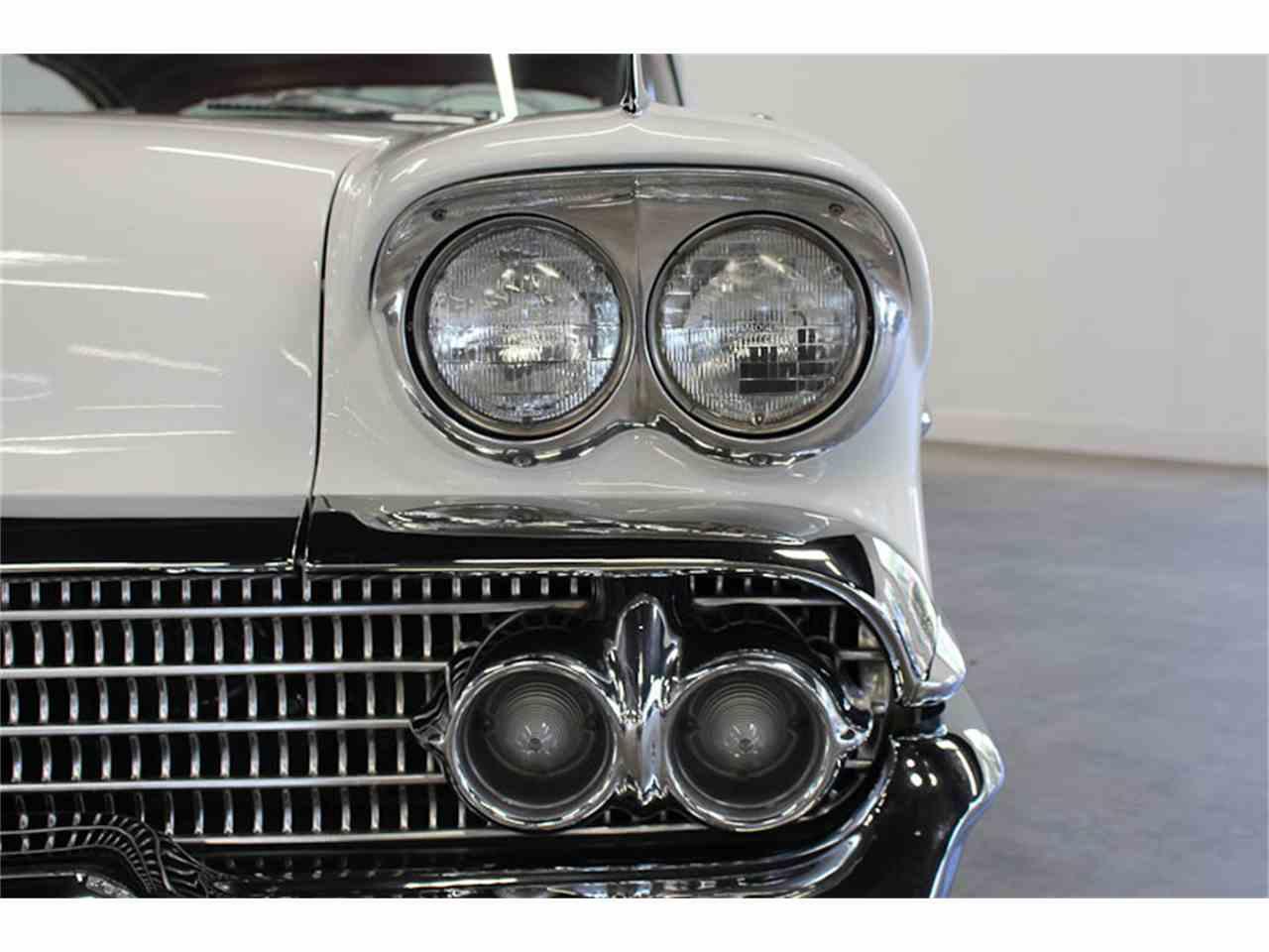 Large Picture of '58 Impala - LQR8