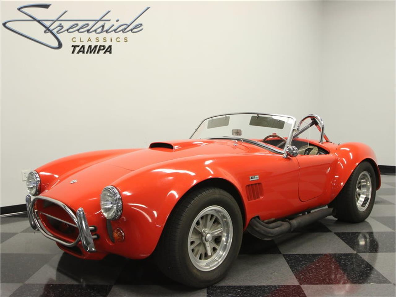 For Sale: 1966 Shelby Cobra ERA 427 in Lutz, Florida