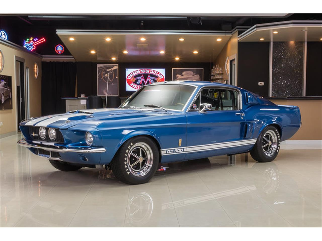 Ford Mustang Fastback Gt500