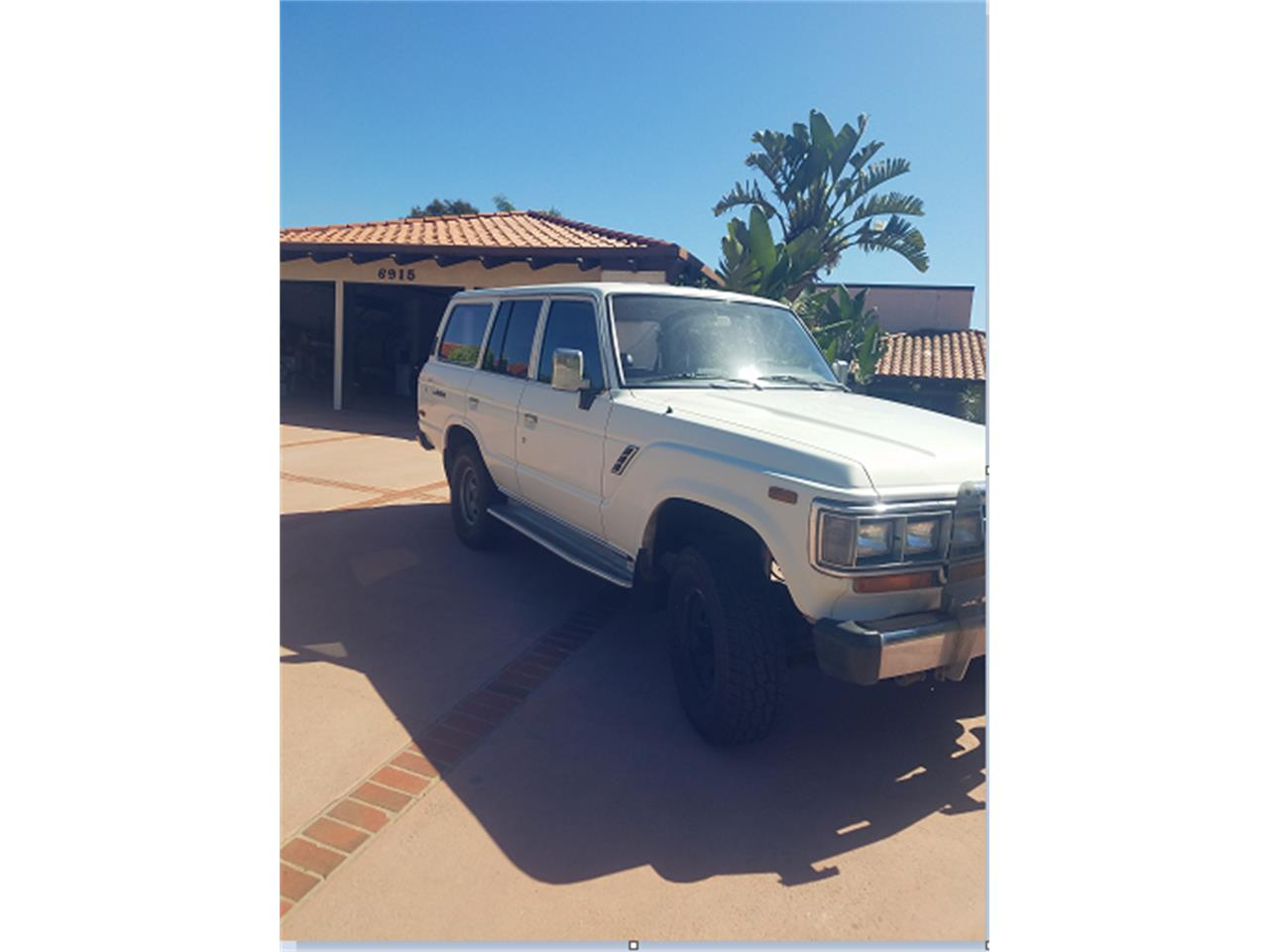 Large Picture of '89 Land Cruiser FJ - LQVT