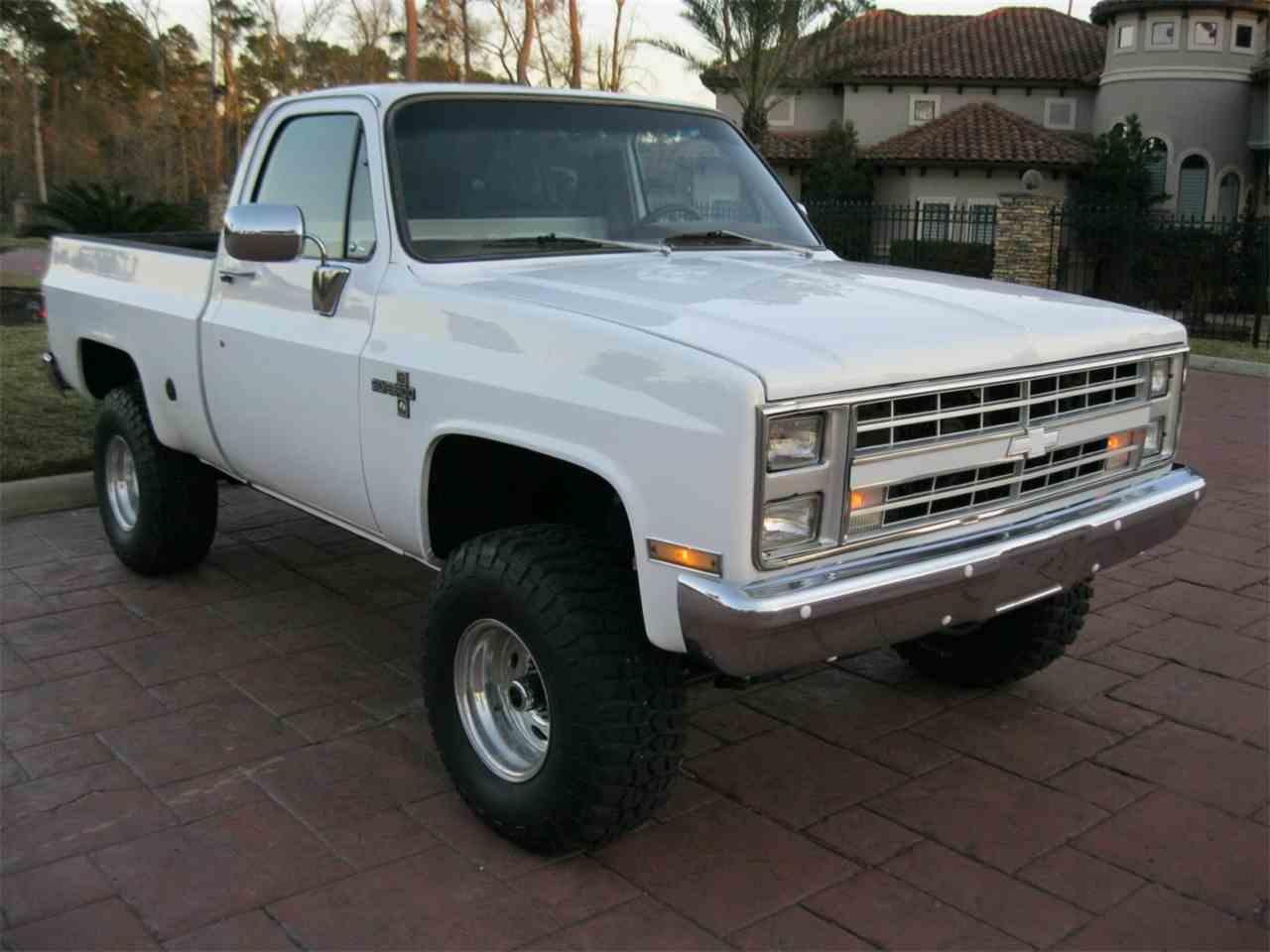 1986 Chevrolet K
