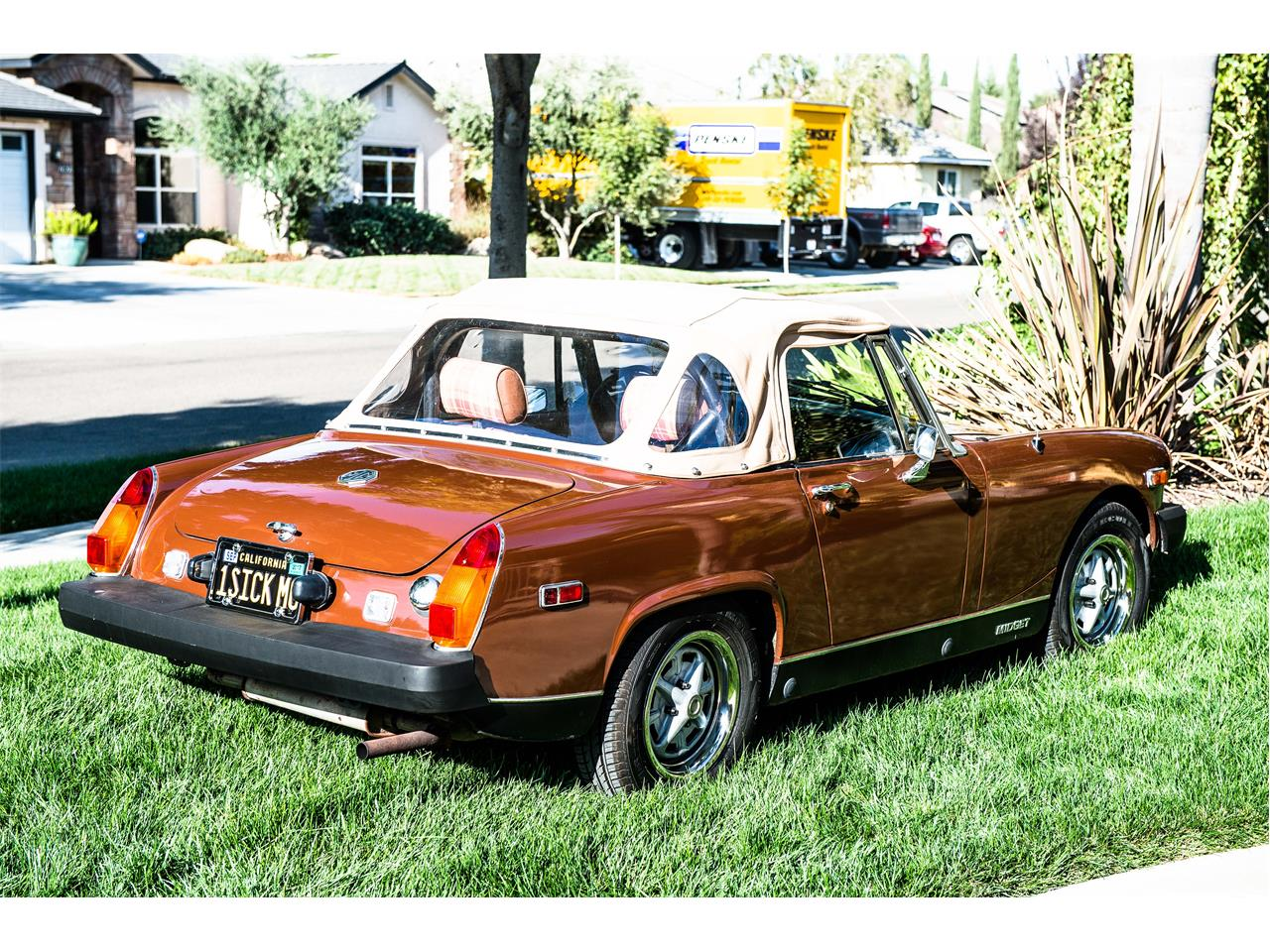Large Picture of '78 Midget - LQX6