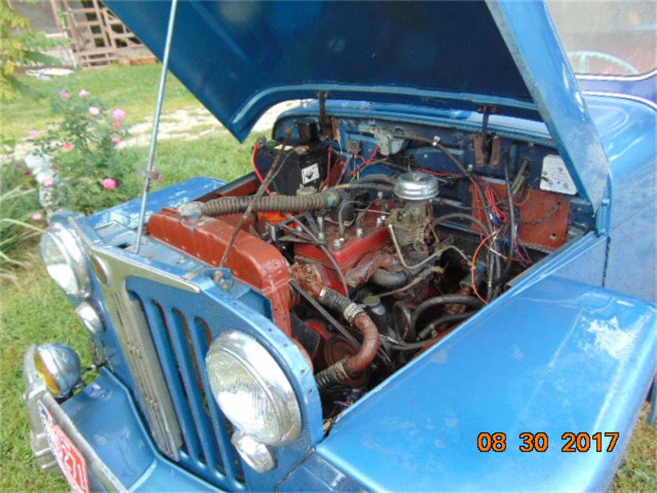 Large Picture of '49 Jeepster - LQX7