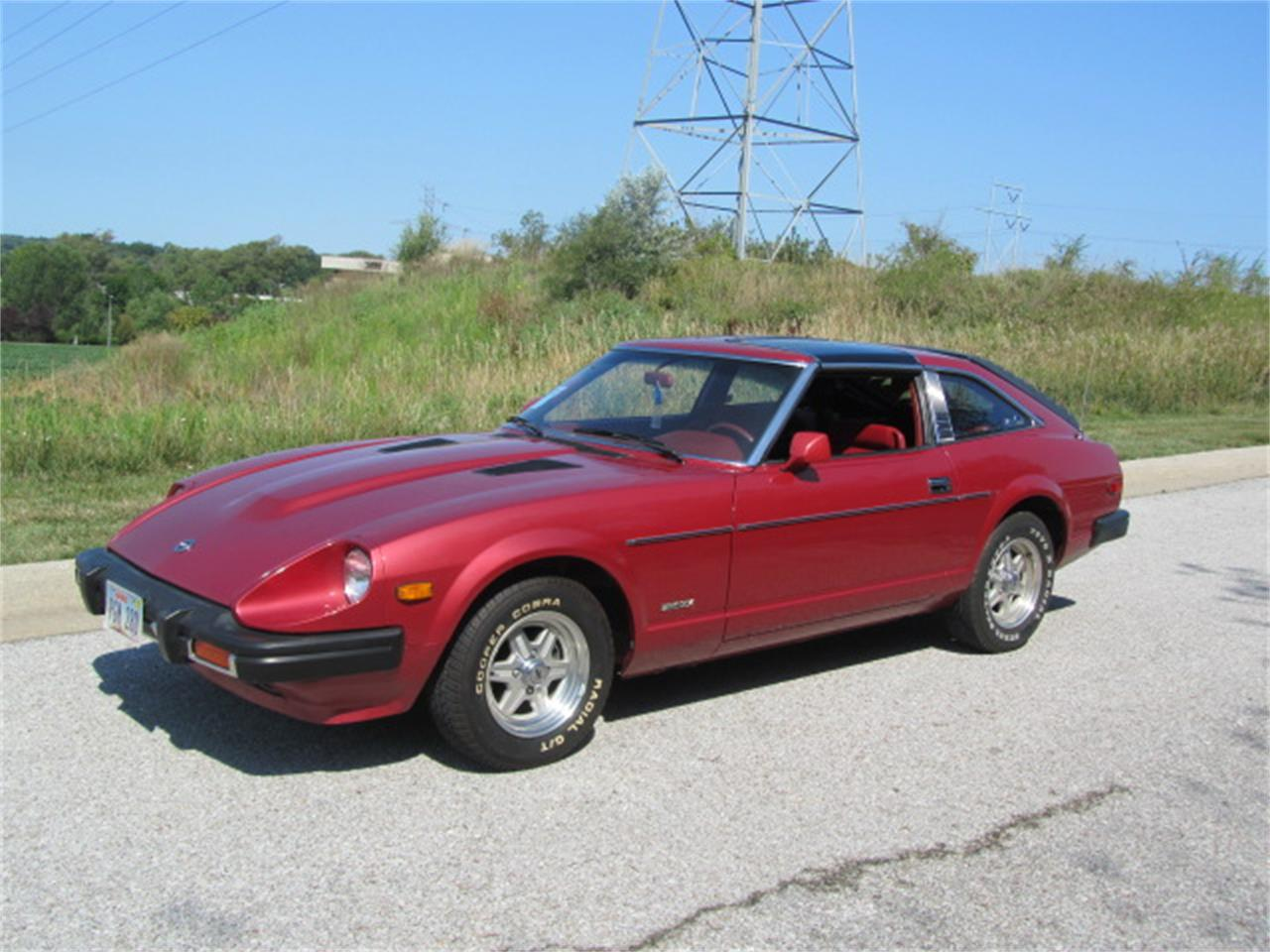 Large Picture of 1981 Nissan 280ZX - LNCV