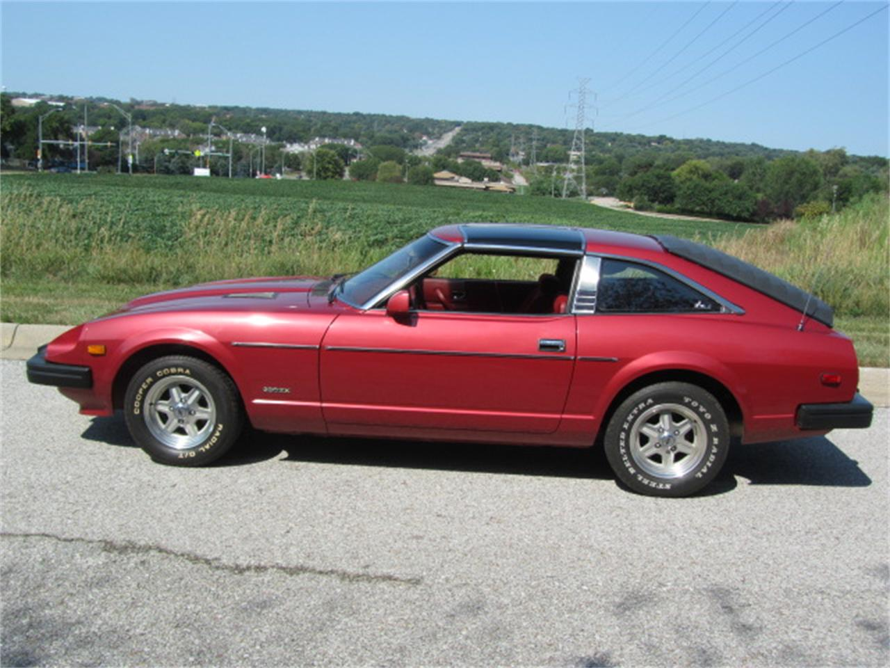 Large Picture of '81 Nissan 280ZX located in Omaha Nebraska Offered by Classic Auto Sales - LNCV