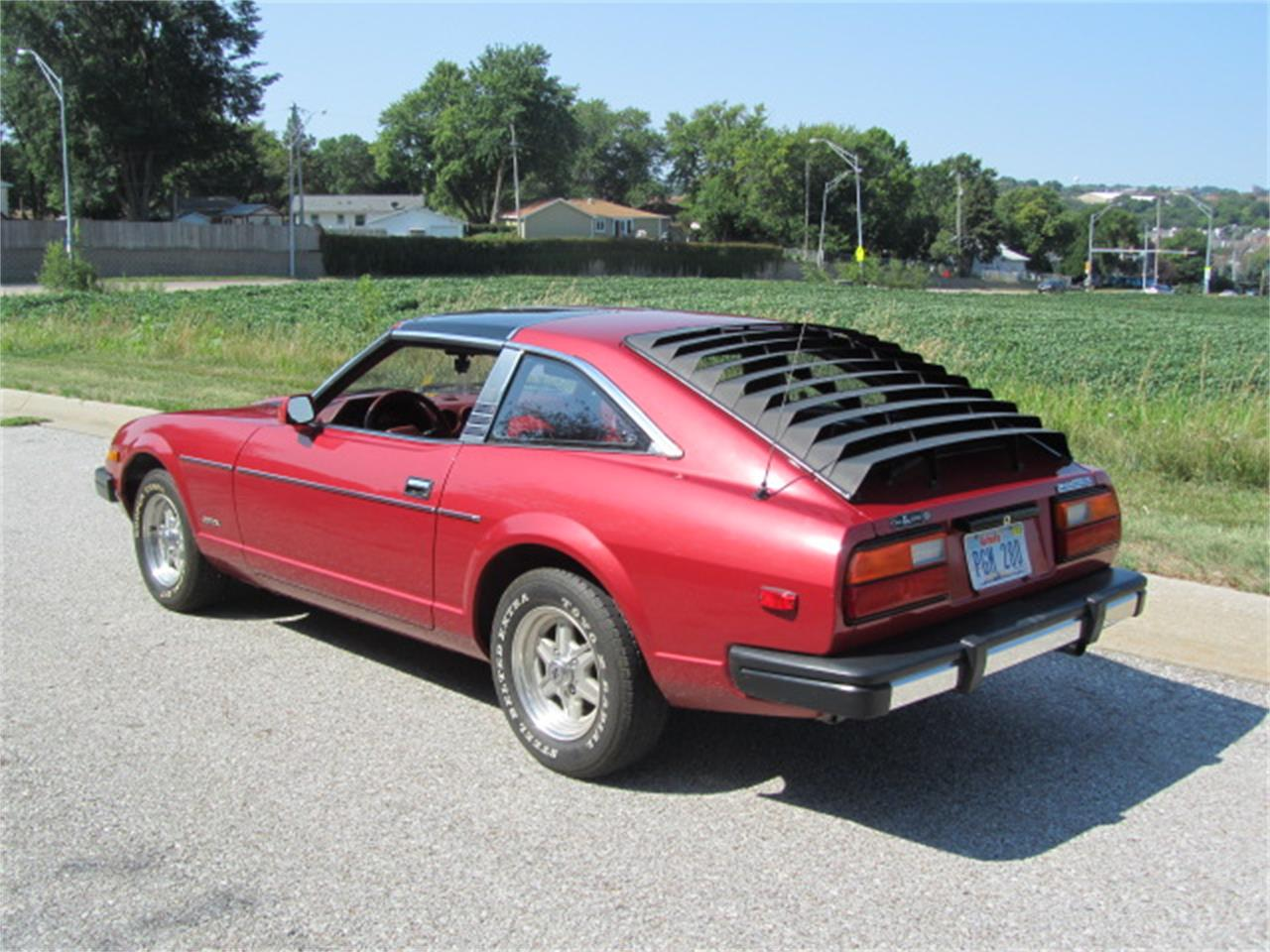 Large Picture of 1981 280ZX located in Nebraska Offered by Classic Auto Sales - LNCV