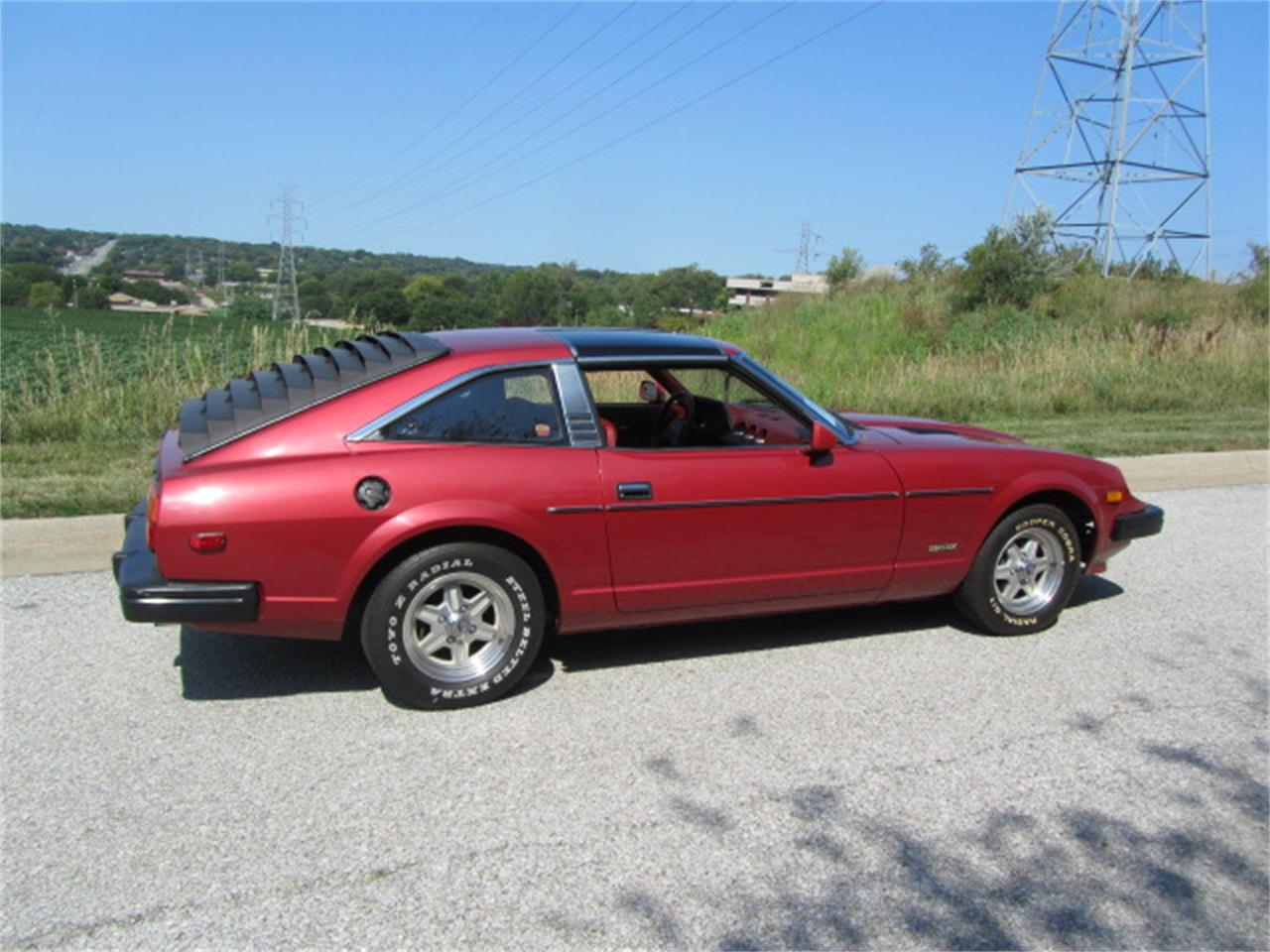 Large Picture of 1981 Nissan 280ZX located in Omaha Nebraska - $18,900.00 - LNCV