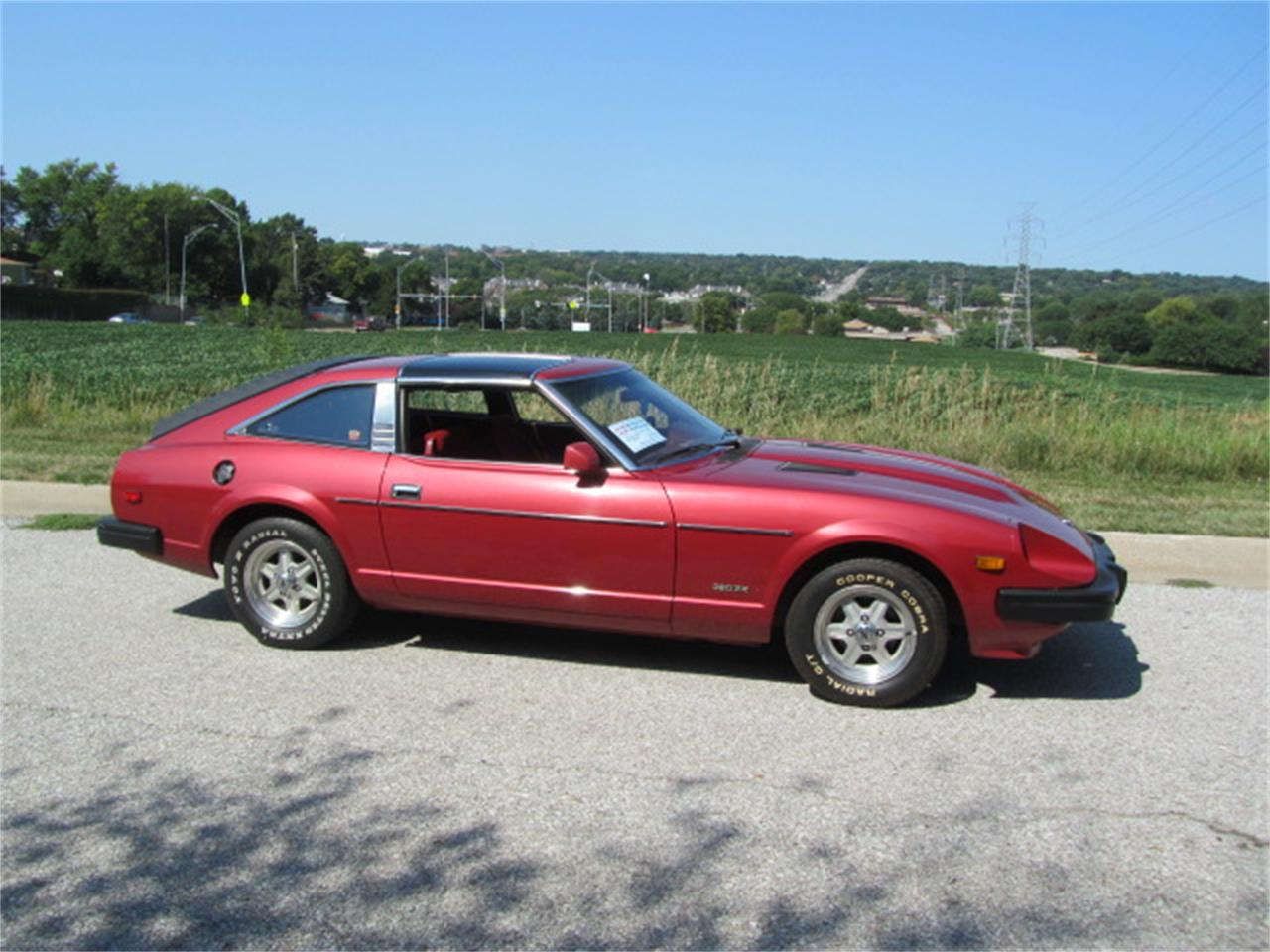 Large Picture of '81 280ZX located in Omaha Nebraska - $18,900.00 Offered by Classic Auto Sales - LNCV