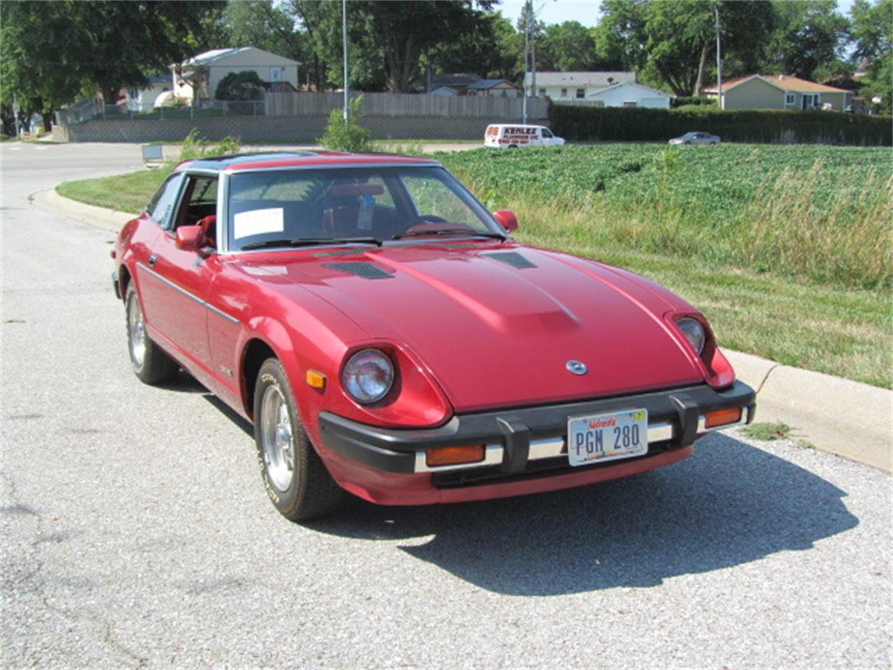 Large Picture of 1981 280ZX located in Omaha Nebraska - $18,900.00 Offered by Classic Auto Sales - LNCV