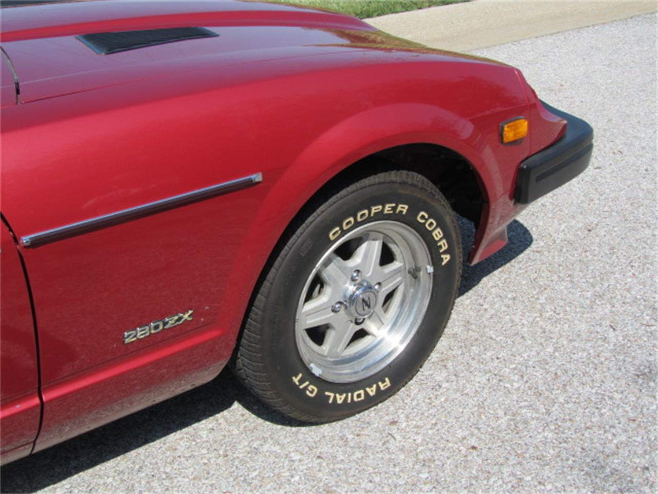 Large Picture of 1981 Nissan 280ZX located in Omaha Nebraska - LNCV