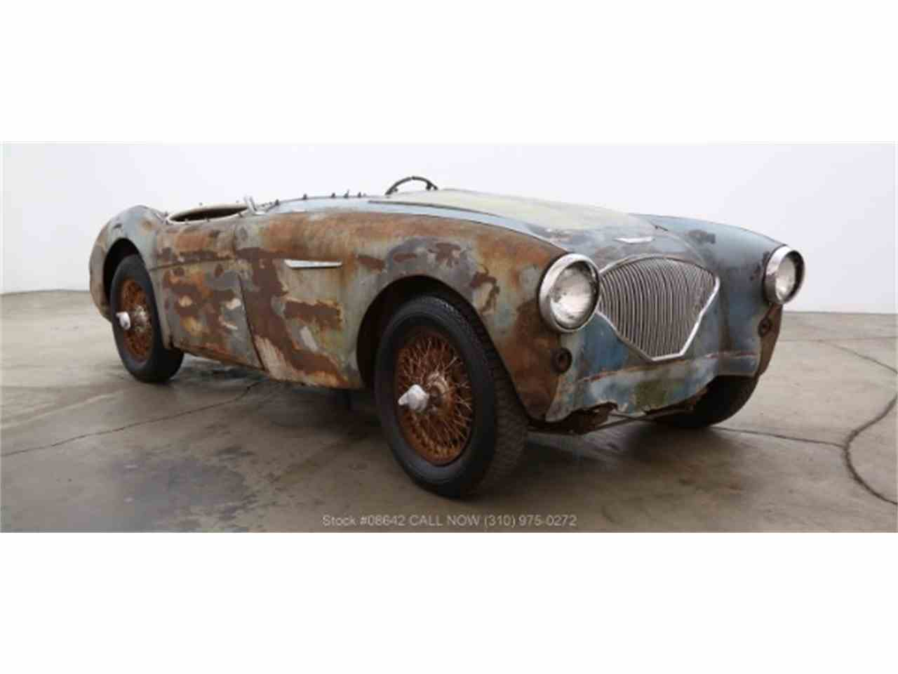 Large Picture of Classic 1953 Austin-Healey 100-4 located in California Offered by Beverly Hills Car Club - LQY4