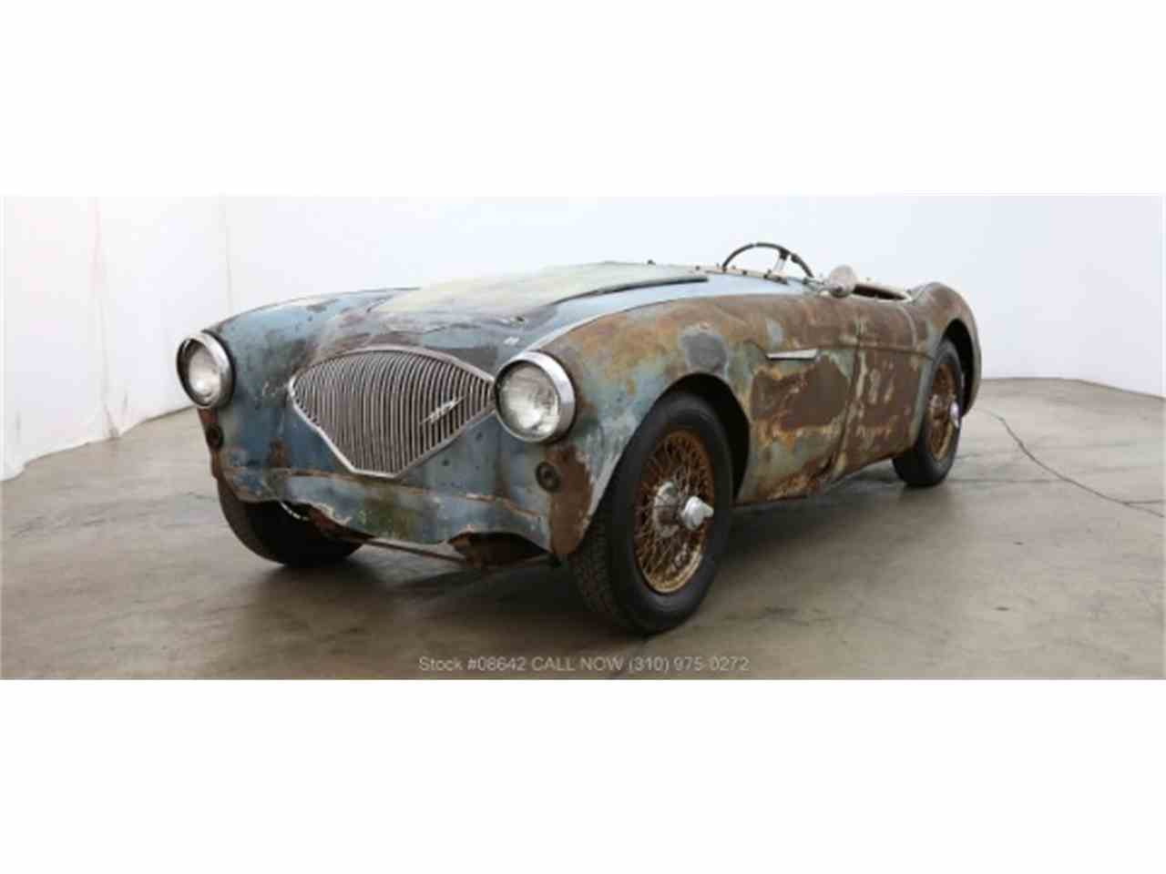 Large Picture of Classic 1953 Austin-Healey 100-4 located in Beverly Hills California - LQY4